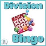 Division Basic Facts Bingo Game