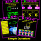 Division Bingo Math Hero