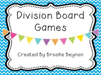 Division Board Games