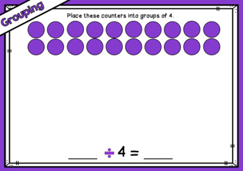 Division Boards- Making Groups