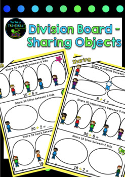 Division Boards- Sharing Objects
