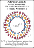 Division:   Booklet 3 - Working with Double Digit Division Student Workbook