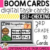 Division Boom Cards