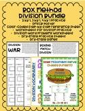 Division: Box Method Bundle
