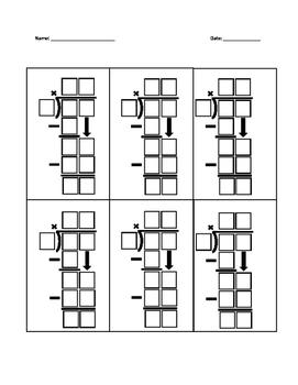 Division Boxes 2x1