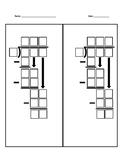 Division Boxes 3x1