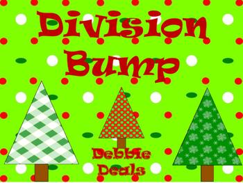 Division Bump Christmas Trees