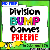Division Free: Division Games No Prep Division Bump Games