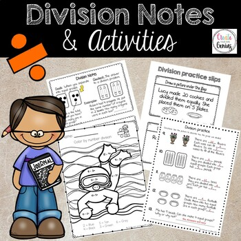 Division Notes & Activities