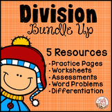 "Division Bundle Up ""Division Worksheets"""