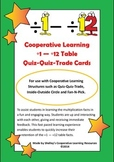 Quiz Quiz Trade Division By 1-12 Cards Bundle