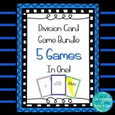 Division Card Game Bundle - 5 Games in One!