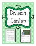 Math Center - Division Center