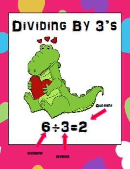 Division Center Games-Valentines Theme