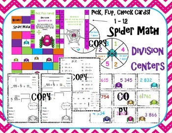 Division Centers!  Games and more!