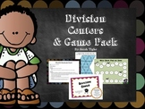 Division Centers and Games Pack