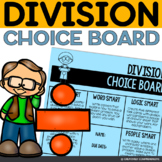 Division Choice Board