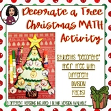 Division Christmas Activity-Decorate a Tree