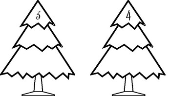 Division Christmas Trees