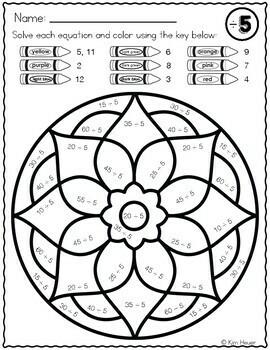 letfreedomring division color by number mandala coloring pages volume 1. Black Bedroom Furniture Sets. Home Design Ideas