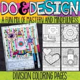 Division Color by Number | Do and Design