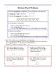 Division Concept & Division Facts - grade 3, common core