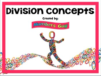 Division Concepts (Part of Division Unit)