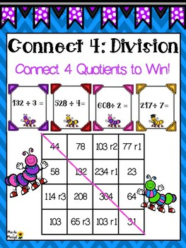 Division: Connect 4