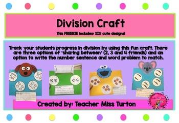 Division Craft FREEBIE