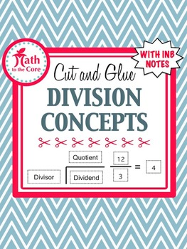 Division Cut and Paste