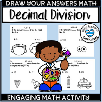 5th Grade Decimals Division  Zeros in the Dividend
