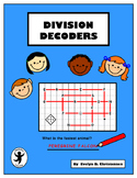 Division Decoders [Distance Learning]