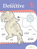 Division Detective Workbook