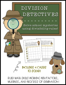 Division Detectives: Factors and Multiples