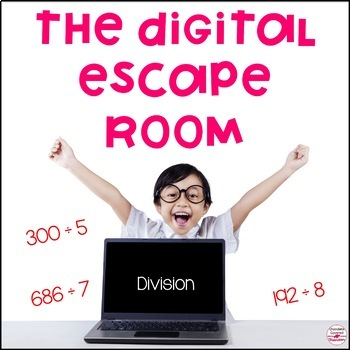 Division Digital Escape Room