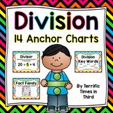 Division Displays: 14 Anchor Charts
