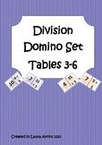 Division Domino Loop Card Set:  Tables 3-6