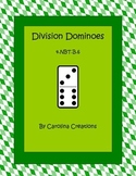 Division Dominoes Fourth Grade Common Core Math 4.NBT.B.6