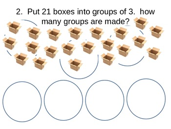 Division: Drawing Division for Visual Learners