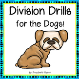 Division Practice Drills for the Dogs!
