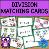 Division Equal Groups Matching Cards - Division Games