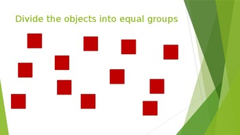 Division - Equal Groups and Portions