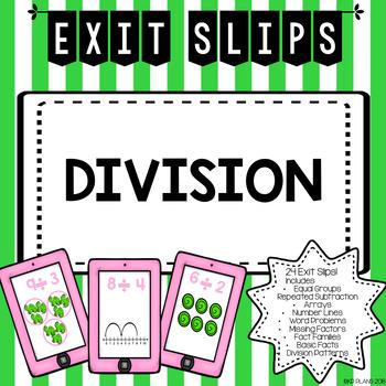 Division Exit Slips