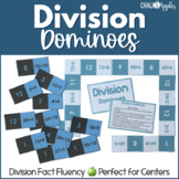 Division Fact Dominoes Game