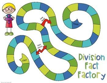 Division Board Game