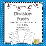 Division Fact Families 4 and 5: Cooperative Learning Peer-