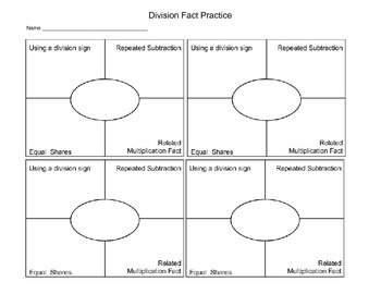 Division Fact Practice