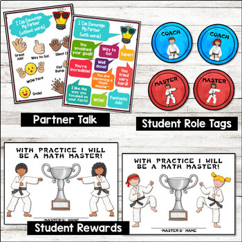 Division Facts Partner Activity