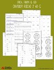 Division Facts Practice - Dividing by 2 to 5 - Worksheets