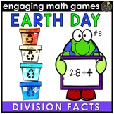 Earth Day Division Facts Game